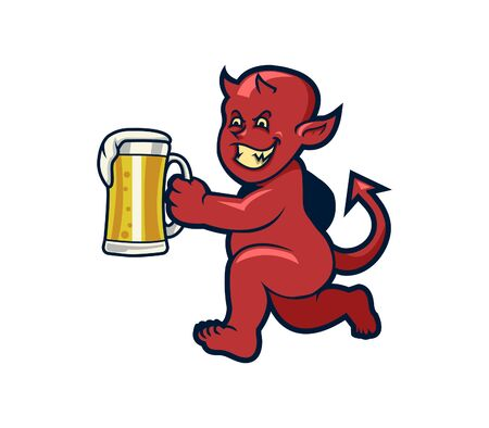 Red devil beer