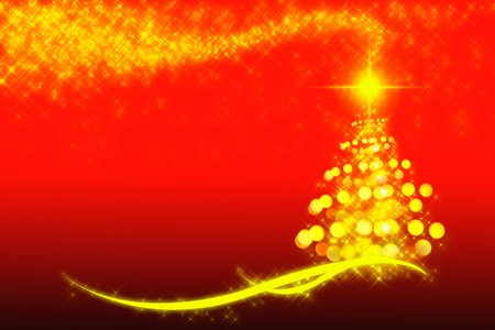 Abstract background Christmas and New Year. photo