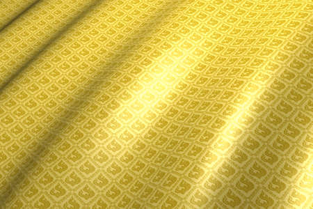 thailand silk: Abstract 3d Thai pattern background.