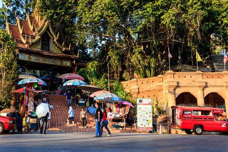 doi: Doi Suthep tempio