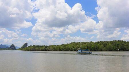 railay: Boat from Krabi city to Railay beach