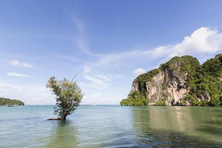 koh tao: Railay at Krabi, Thailand