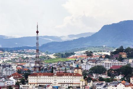 dalat: The beautiful city on the mountain in Dalat, Vietnam
