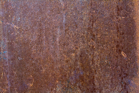 rust: background old iron rust pattern and texture. rust corrosion. metal corroded.