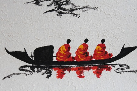 Buddhist monk  Editorial