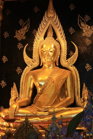 Statue of Buddha in Thailand  Stock Photo