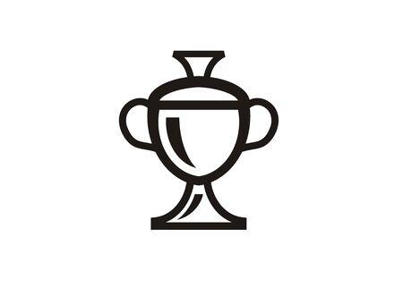 achievment: champion cup simple icon