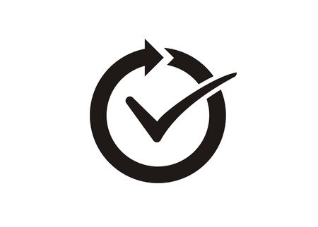 continuous convenience simple icon
