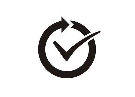 continuous convenience simple icon