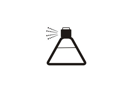 perfumeperfume bottle simple icon