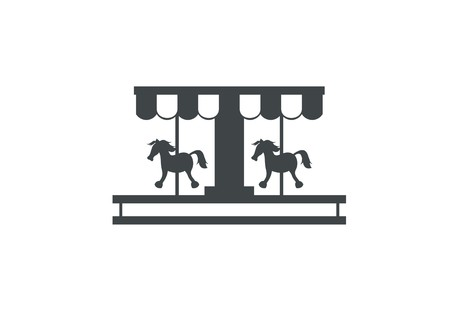 carousel simple icon