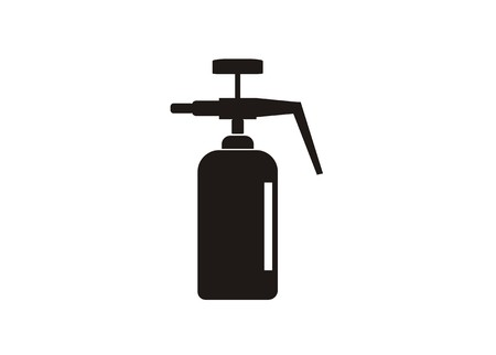 water sprayer simple icon