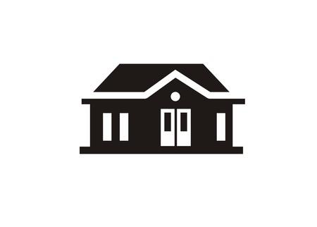 houseproperty simple icon Illustration