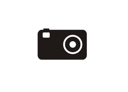 pocket digital camera simple icon
