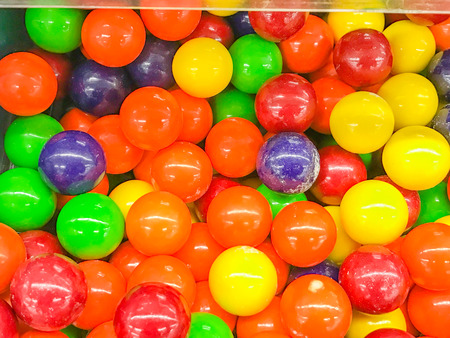 Colorful candies texture background. Stock Photo