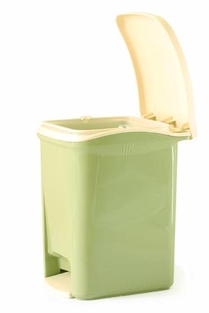 wastrel: a dustbin