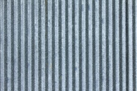 galvanize: galvanized iron sheet Stock Photo