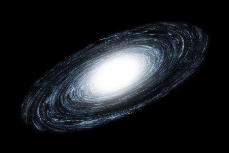 galaxy computer graphic