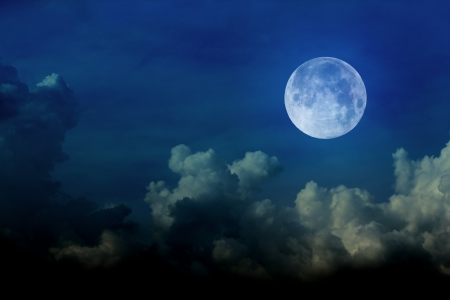 night sky Stock Photo - 16360839