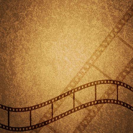 filmstrip grunge texture background photo