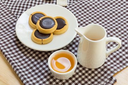 tea break: Cookie for Tea Break