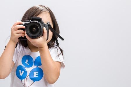 子供保持カメラの背景