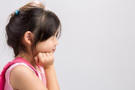 ni�os pensando: Kid Pensamiento Antecedentes