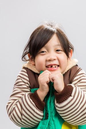 shivering: Little Girl Shivering Background