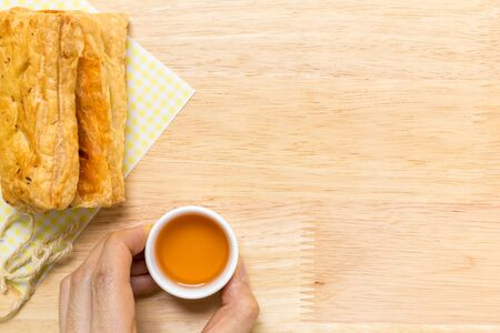 for tea: Puff Pastry for Tea Break