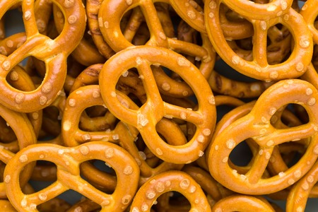 Pretzel Background