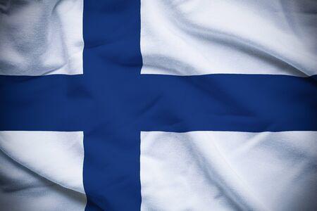 bandera de finlandia: Finland Flag