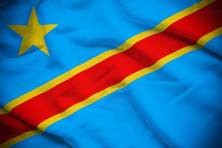 Congo: Congo Flag
