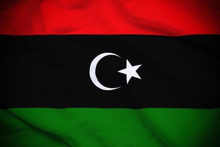 libya: Libya Flag