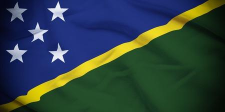 solomon: Solomon Islands Flag
