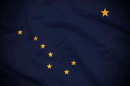 alaska: Alaska Flag