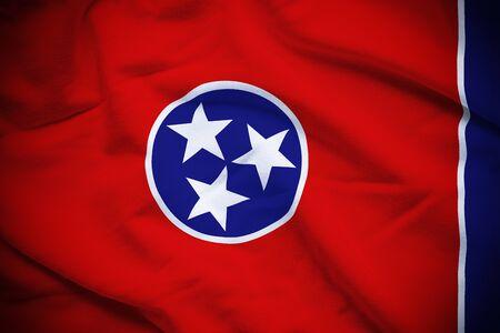 tennesse: Bandera de Tennessee