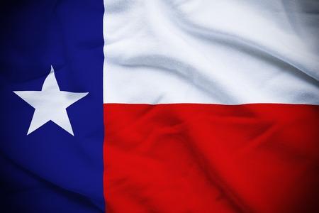 Texas Flag Reklamní fotografie