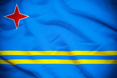 aruba flag: Aruba Flag