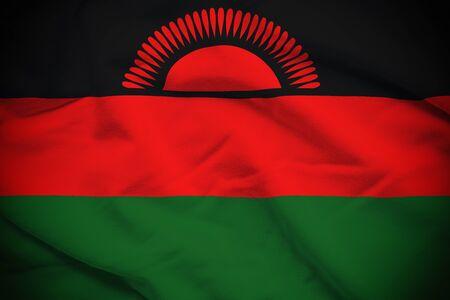 malawian: Malawi Flag