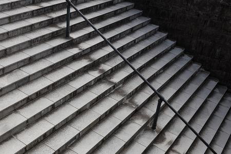 stair: Concrete Stair