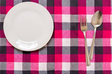 empty: Empty Dish on Table