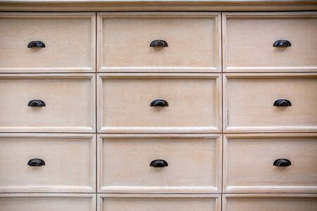 apothecary: Wooden Apothecary Drawer for Medicine Background
