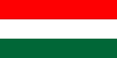 hungary: Hungary Flag, Vector