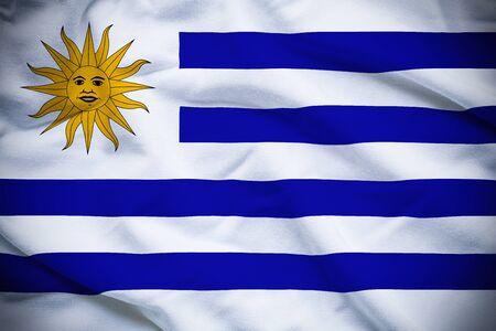 bandera de uruguay: Uruguay Flag