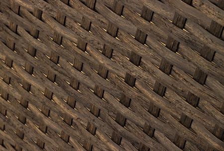 webbing: woven Bamboo