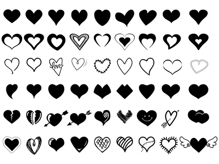 beloved: Heart Icons