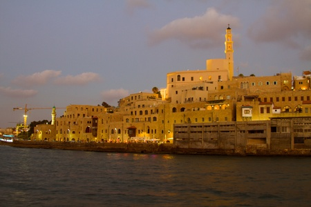 Jaffa port  photo