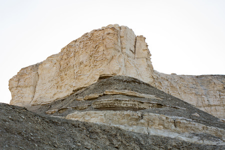 beautiful photos of dead sea cliffs. Israel photo
