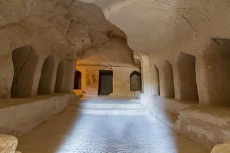 bet: Cave ar Bet Guvrin national park. Israel.