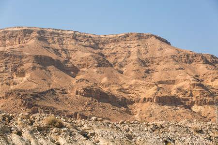 Beautiful photos of dead sea cliffs. Israel